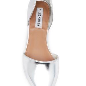 Steve Madden Shoes - NEW Steve Madden Genius d'Orsay Embossed Flats